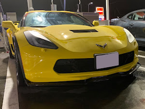 コルベット クーペ 2019 Chevrolet Corvette C7 Grand Sportのカスタム事例画像 たまさんの2020年03月11日14:44の投稿