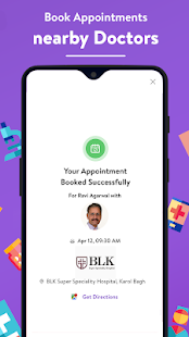 Visit-Free Chat with a Doctor Screenshot