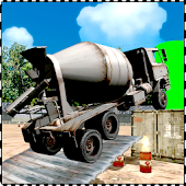 Construction Truck Stunts 3D
