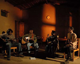 Photo: Relax in the evening with some live music
