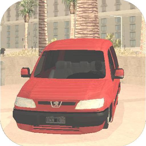 Minivan & Panelvan Driving Simulator Peugeot