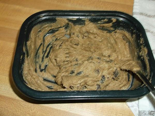 In a small bowl, cream together butter, brown sugar and cinnamon; stir in raisins;...