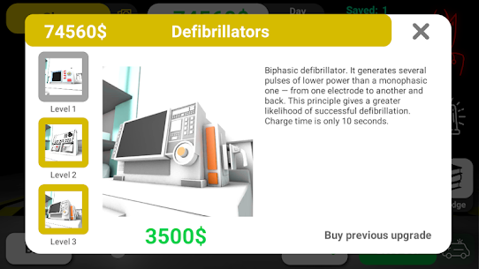 Reanimation inc: Realistic Emergency ER Simulator! Apk Download For Android and Iphone 5