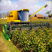Real Farming Tractor Game - Farm Games