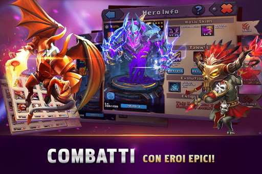 Clash of Lords 2: Italiano  screenshots 2