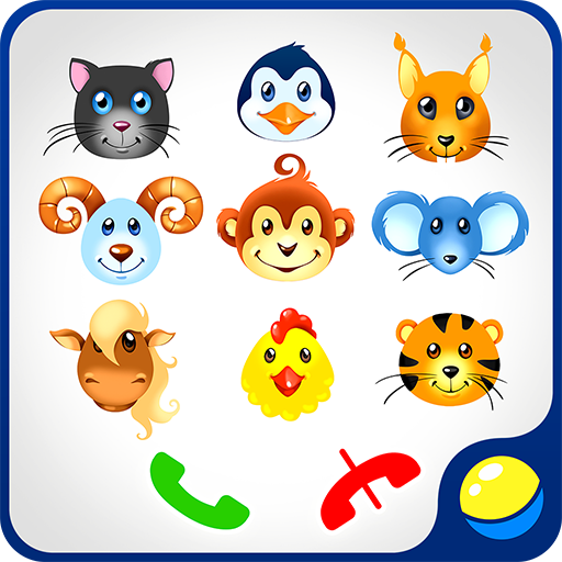 Baby Phone with Music, Animals for Toddlers, Kids (game)