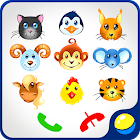 Baby Phone with Music, Animals for Toddlers, Kids icon