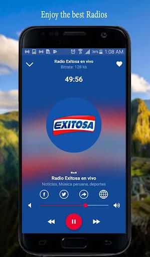 Radios del Peru - Peruvian Radio screenshots 3