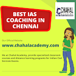 Chahal Academy- Best IAS|UPSC|IPS Coaching in Chennai