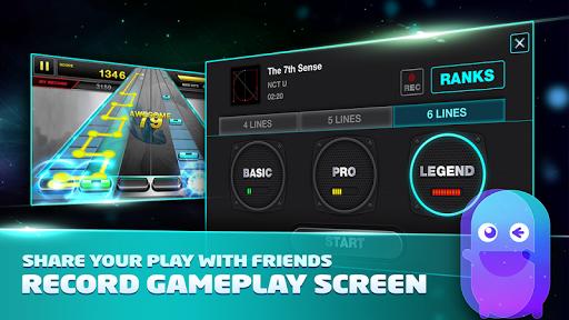 Free Music Game - TAPSONIC 1.4.3 screenshots 5