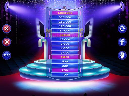 Millionaire Quiz 2018 - Trivia Game Free 2.3 screenshots 8
