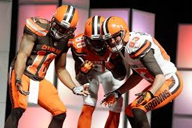 The Browns Already Hate Their New Uniforms, Will Probably Have New ...