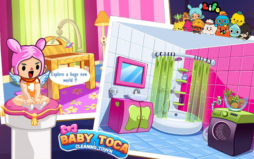 My Baby Town : Toca Dollhouse for Android apk 5