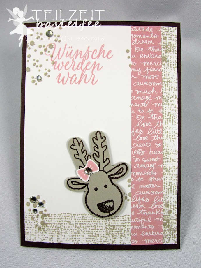 Stampin' Up! – Weihnachten, Christmas, Ausgestochen Weihnachtlich, Cookie Cutters Christmas, Tin of Tags, Drauf und Dran, DP Kollektion InColors, DSP Collection InColors, Timeless Textures