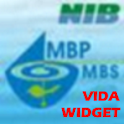 MBP Vida widget icon