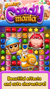 Game Sweet Candy Mania APK for Windows Phone