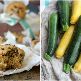 Chocolate Chip Summer Squash Muffins Recipes