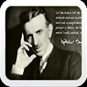 Nikola Tesla icon