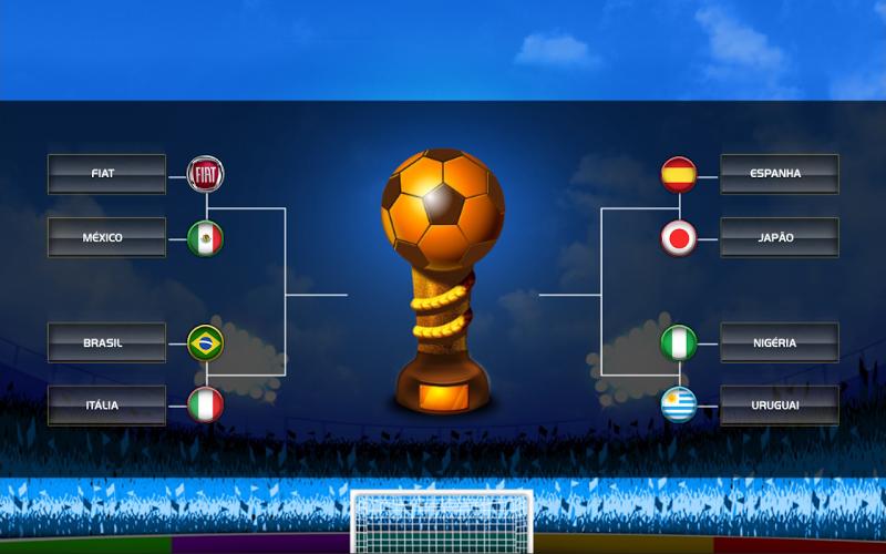 Скриншот Jogo de Botão