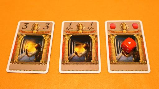 ルクソール:手札カード