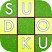Sudoku Glitter Puzzle Art by number - Sudoku Board