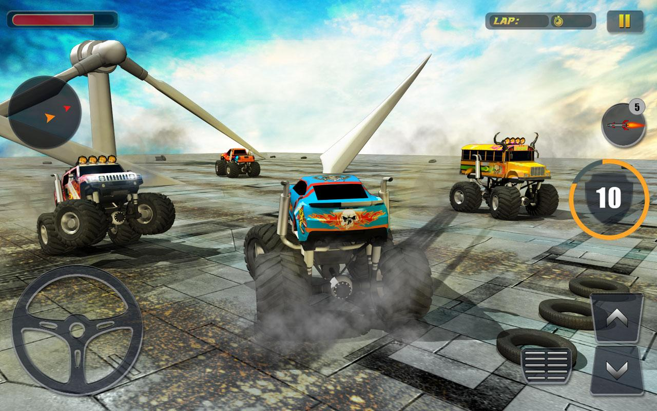 Monster Truck Derby 2016- screenshot