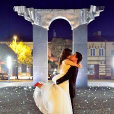 Wedding photographer Monika Wdowińska (mwdowinska). Photo of 05.11.2014