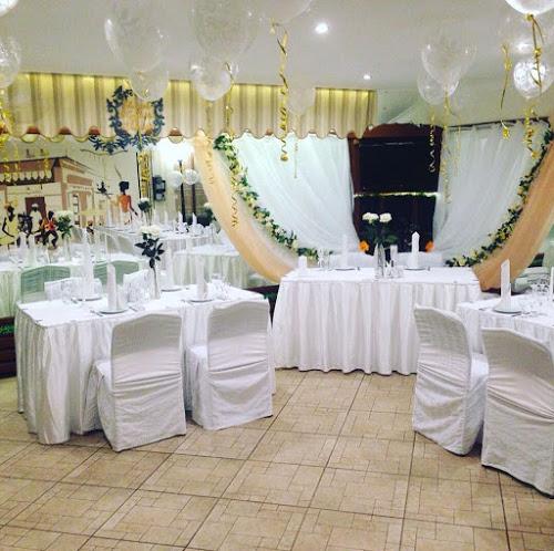 Свадебная площадка в «Снегирек» за городом в Подмосковье