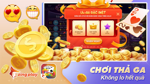 Poker VN - Mu1eadu Binh u2013 Binh Xu1eadp Xu00e1m - ZingPlay apktram screenshots 5
