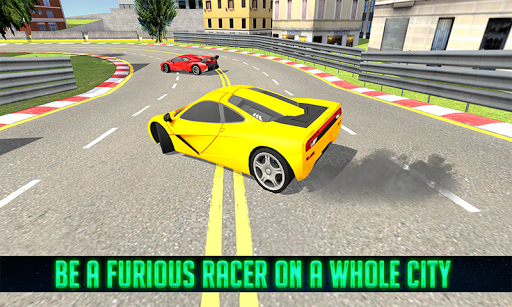 Extreme Car Drifting : Highway Racing Simulator 1.1 screenshots 2