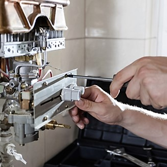 Boiler, heating and hot water services London