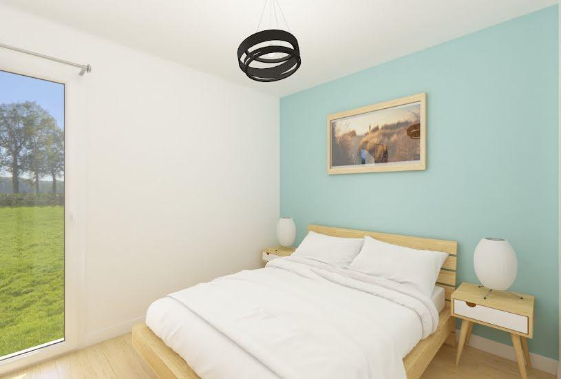 Vente Terrain + Maison - Terrain : 815m² - Maison : 106m² à Montagny-lès-Beaune (21200)