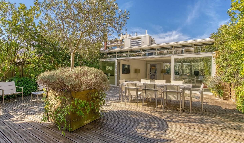 Propriété avec jardin Boulogne-Billancourt