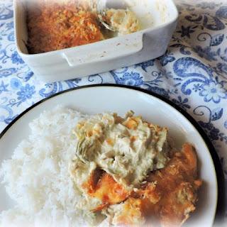 Chicken & Artichoke Casserole Recipe