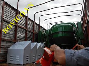 Photo: Máy trộn bê tông 350 lít