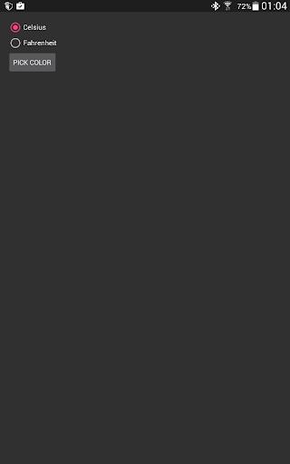 無料天气Appの温度センサウィジェット HotApp4Game