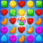 Sweet Candy Match 3 Icon