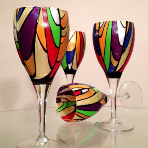 glass painting ideas   android apps on google play