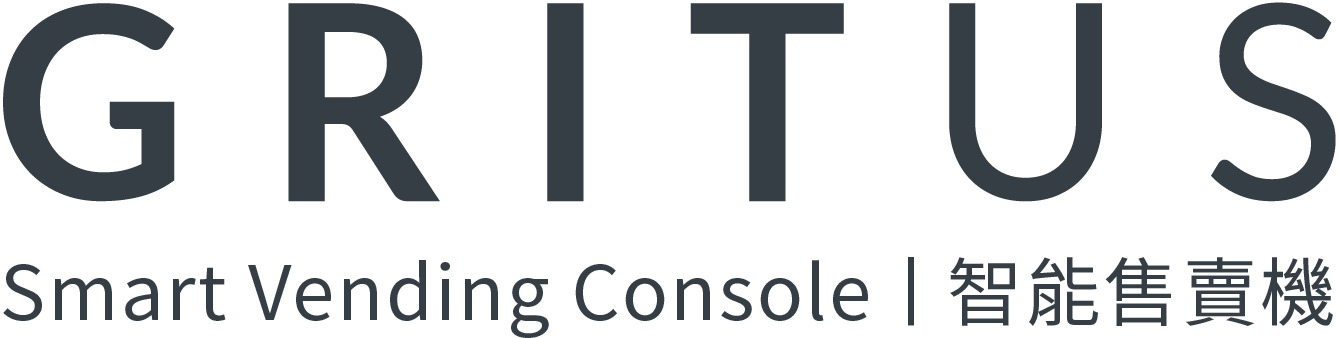 Logo of Gritus Smart Vending Console