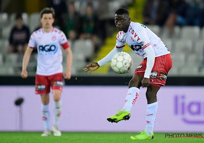 Waasland-Beveren gaat Aboubakary Koita transfervrij overnemen van AA Gent
