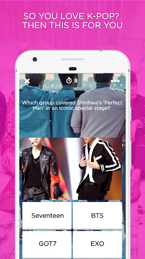 KPOP Amino for K-Pop Entertainment - screenshot