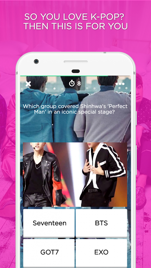 K-Pop Amino- screenshot