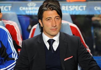 Murat Yakin nouveau coach du Spartak Moscou