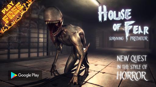 House of Fear: Surviving Predator 4.4 screenshots 8