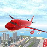 Airport Flight Simulator 3D: Airplane Takeoff Sim
