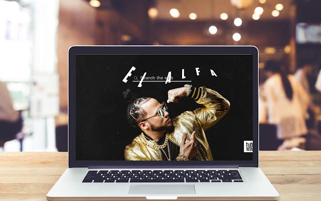 El Alfa HD Wallpapers Music Theme