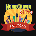 Eat Local Homegrown El Paso TX icon