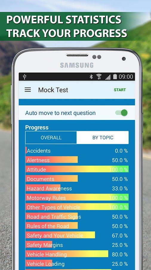 UK Driving Theory Test- screenshot