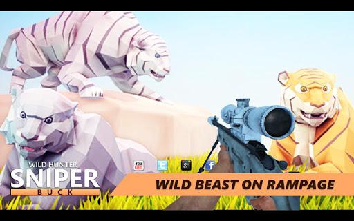 Wild Hunter Sniper Buck  screenshots 9
