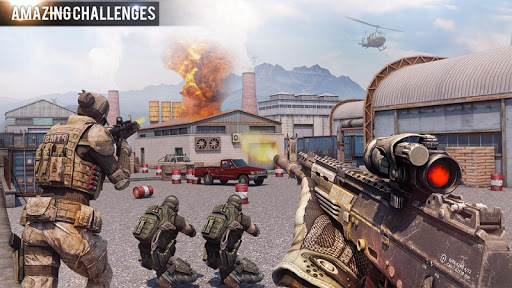 Army Commando Playground - Free Action Games 2020 apkpoly screenshots 13